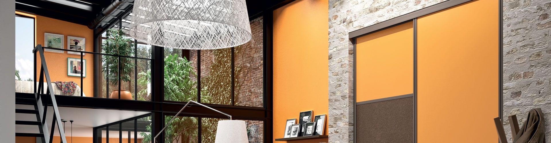 portes de placard oranges page 2 kazed. Black Bedroom Furniture Sets. Home Design Ideas